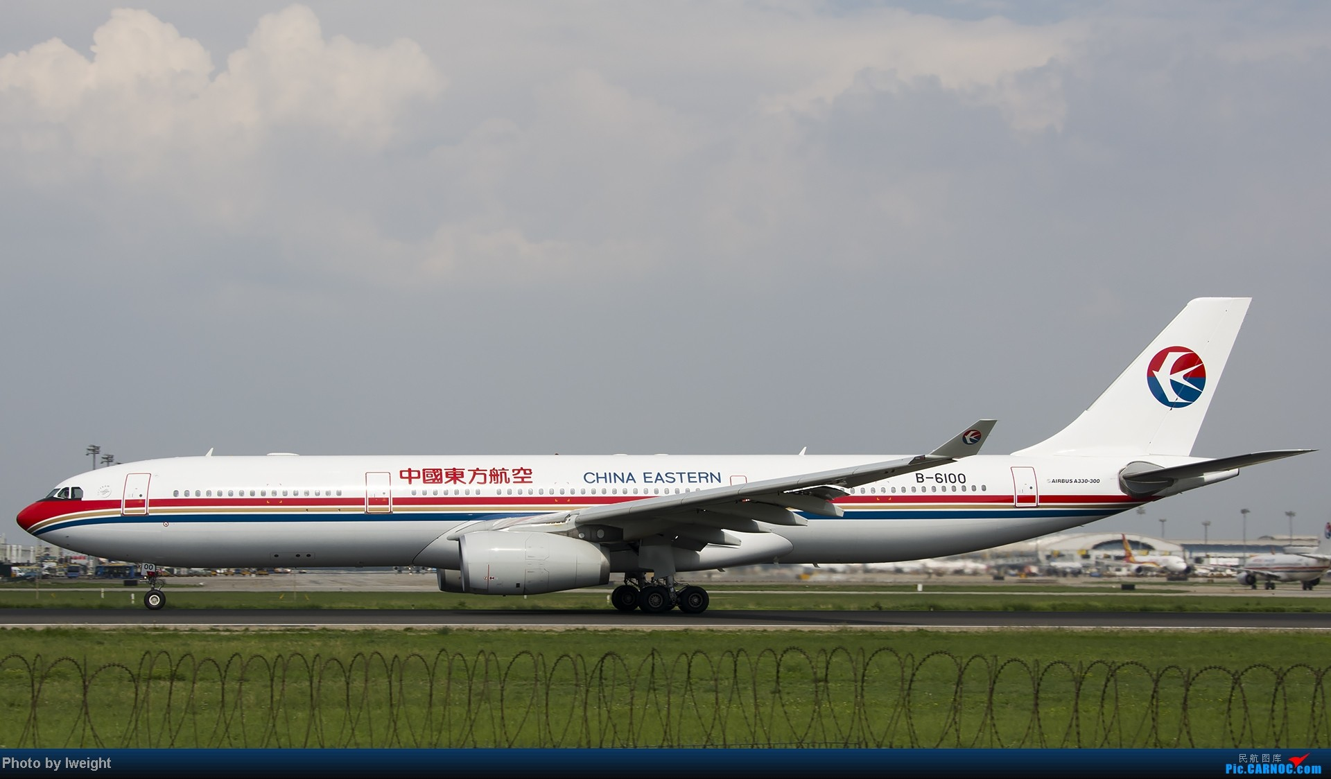 Re:[原创]20号下午机场随拍(国内最新的787-8) AIRBUS A330-300 B-6100 中国北京首都机场