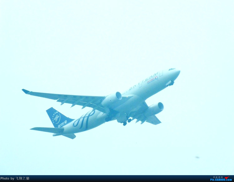 Re:[原创]CKG的好久没发图了,发起!(烂天拍东航MU583换33E) AIRBUS A330-200 B-6538 重庆江北国际机场