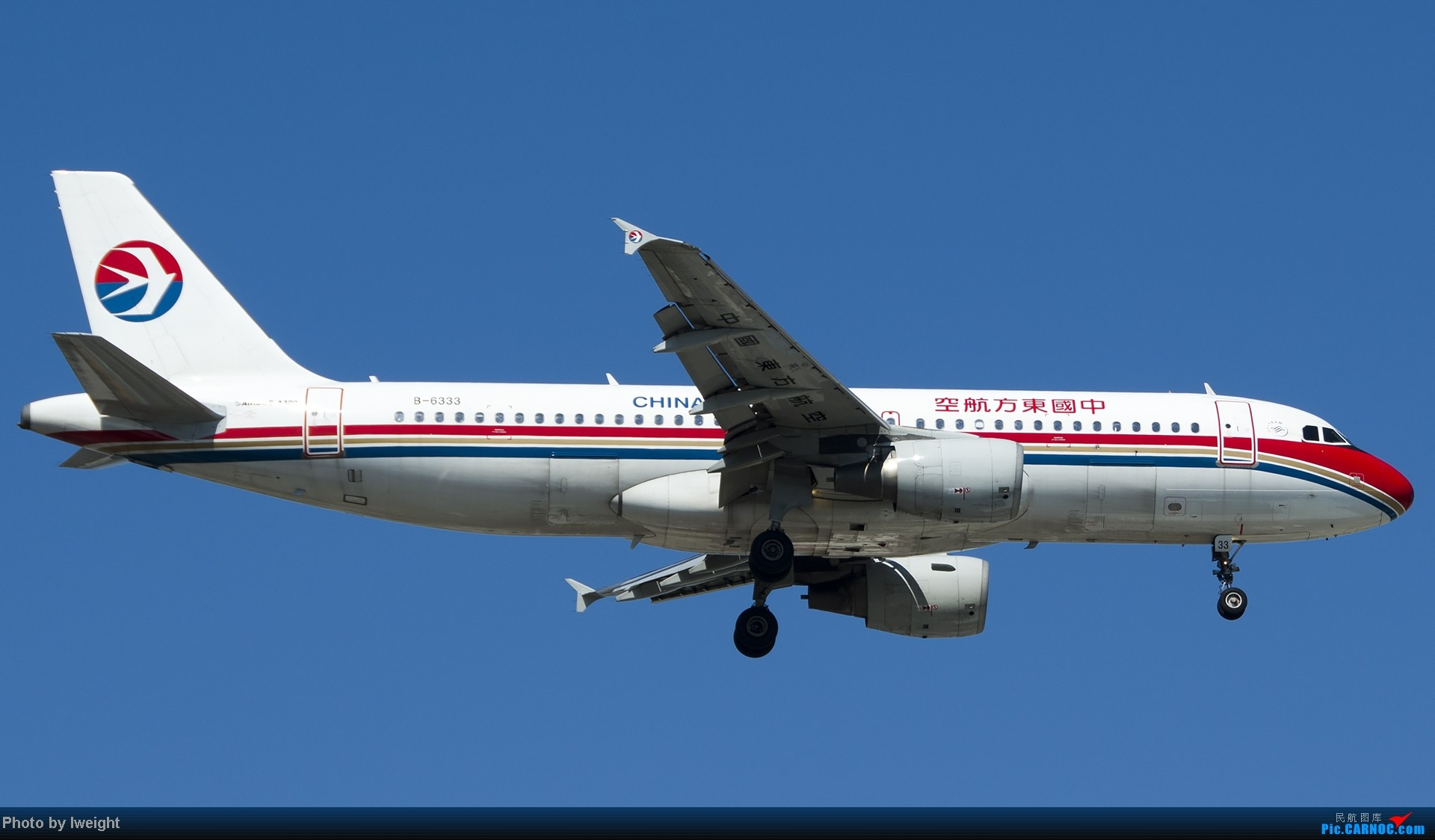 Re:[原创]酷暑周末拍遍PEK三条跑道,收获众多常见机型 AIRBUS A320-200 B-6333 中国北京首都机场
