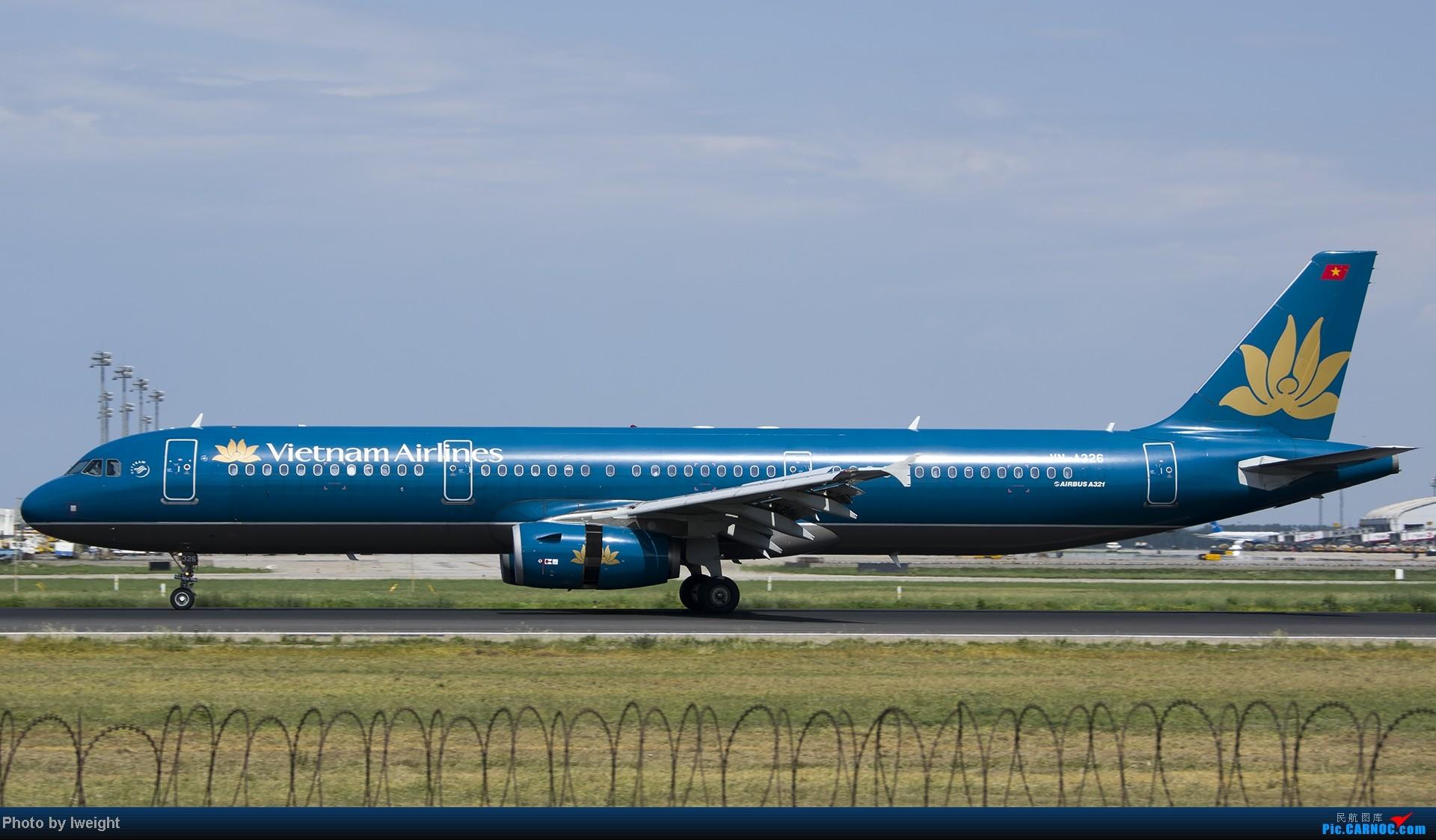 Re:[原创]酷暑周末拍遍PEK三条跑道,收获众多常见机型 AIRBUS A320-200 VN-A326 中国北京首都机场