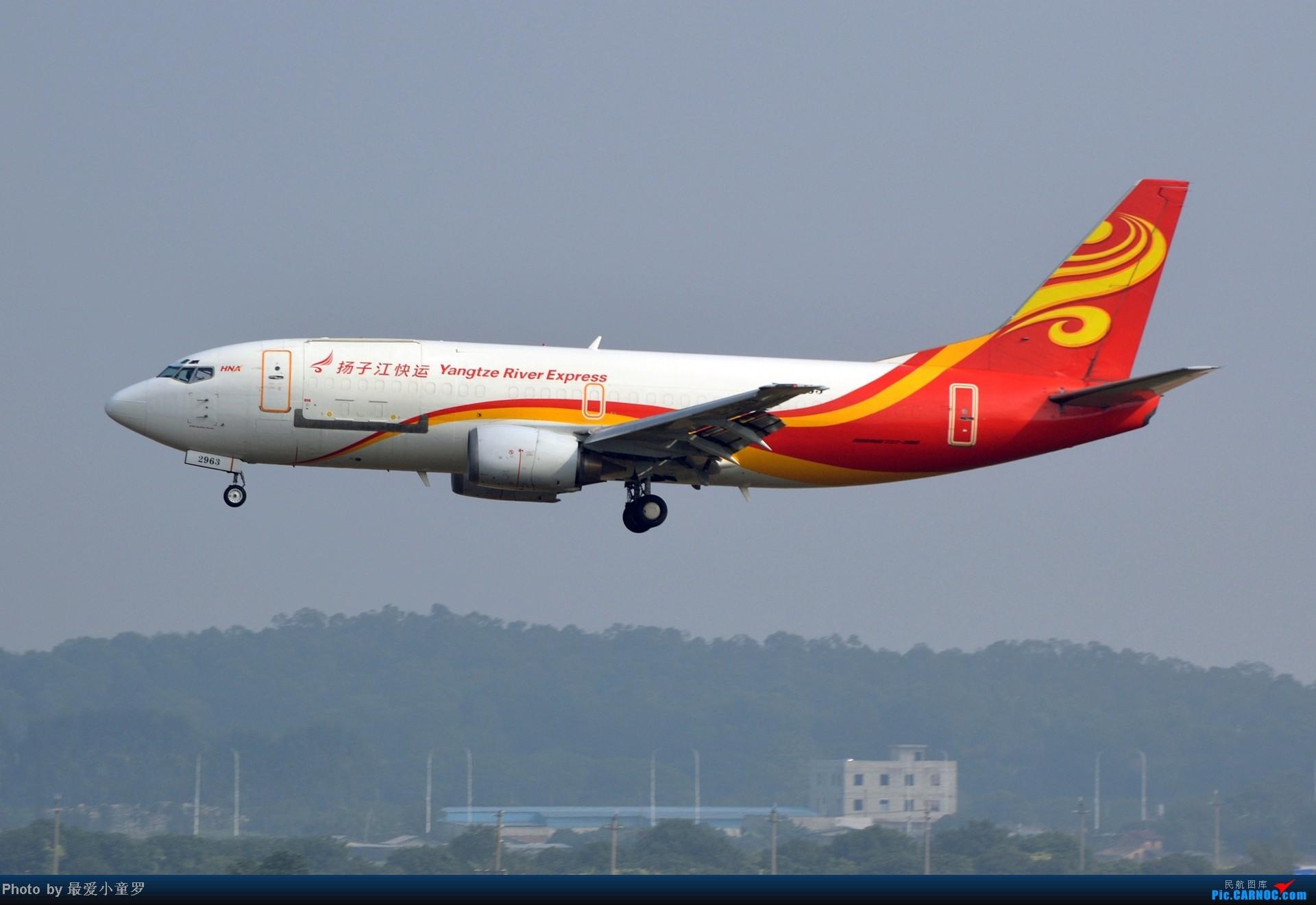 Re:[原创]去年11月15日,CAN烂天拍机,修出来的图无法直视 BOEING 737-300 B-2963 中国广州白云机场