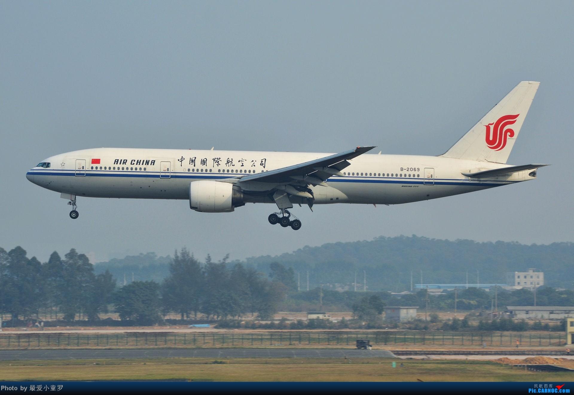 Re:[原创]去年11月15日,CAN烂天拍机,修出来的图无法直视 BOEING 777-200 B-2069 中国广州白云机场