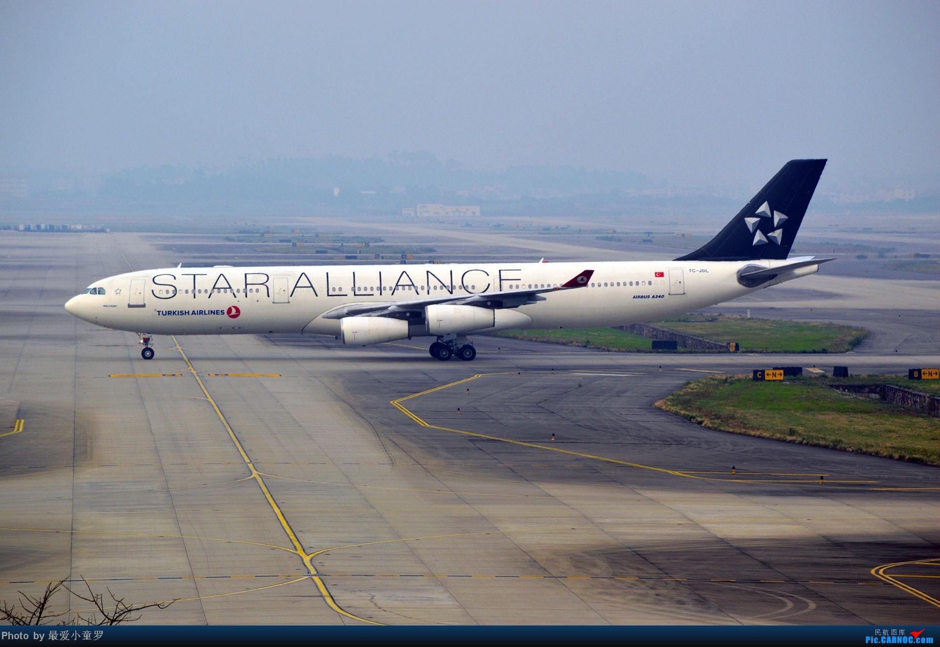 Re:[原创]去年11月15日,CAN烂天拍机,修出来的图无法直视 AIRBUS A340-300 TC-JDL