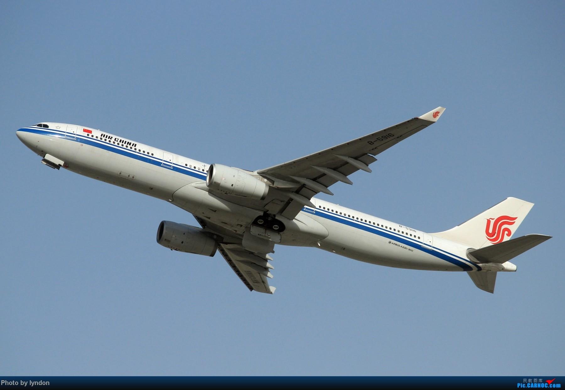 Re:[原创]【HFE飞友】不多见的首都机场角度,无新机,无亮点,只有7P大图 AIRBUS A330-300 B-5916 中国北京首都机场