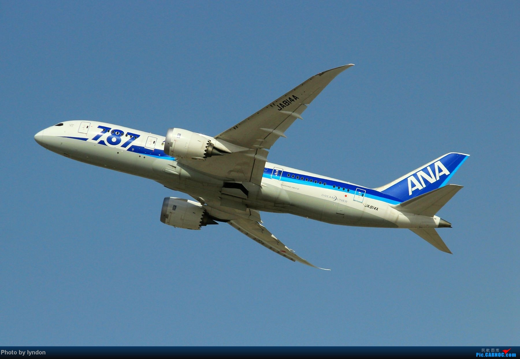 Re:【HFE飞友】不多见的首都机场角度,无新机,无亮点,只有7P大图 BOEING 787-8 JA814A 中国北京首都机场