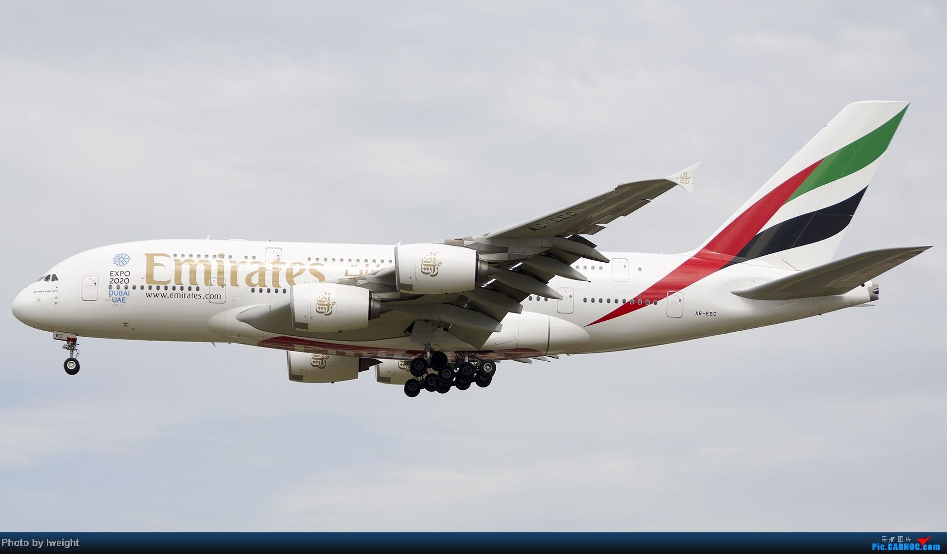 Re:7月8日下午随拍 AIRBUS A380 A6-EEC 中国北京首都机场