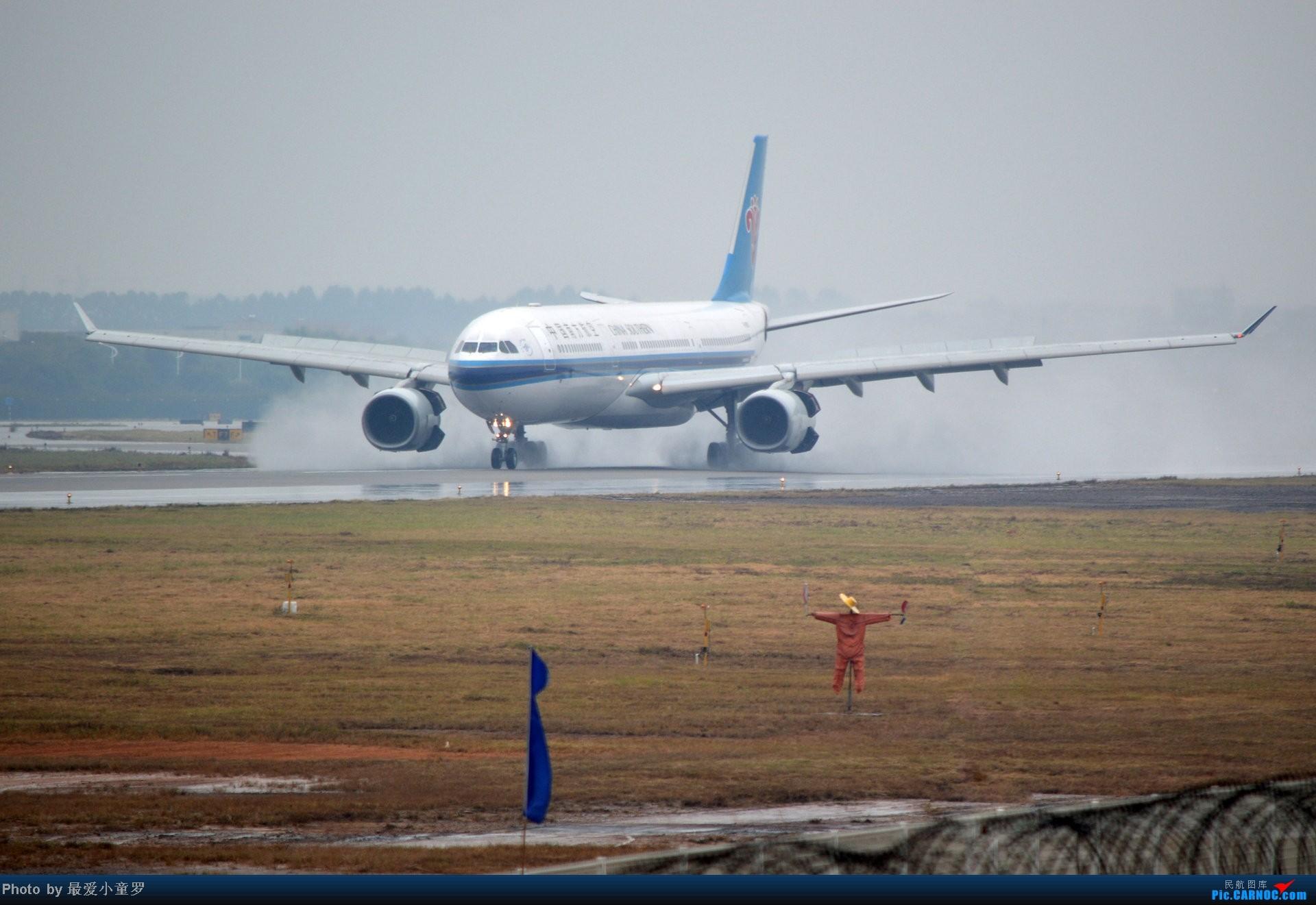 Re:[原创]去年在CAN拍国航757退役时候的那个冷雨周末 AIRBUS A330-300 B-6098 中国广州白云机场