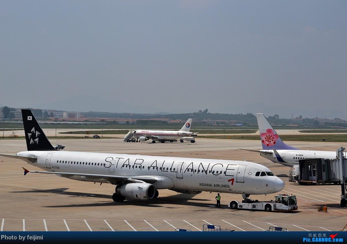 Re:[原创]【子安﹠拍机】最近新开了多条航班,就成就了一组稀罕货 BOEING 737-800 B-18608 中国烟台莱山机场