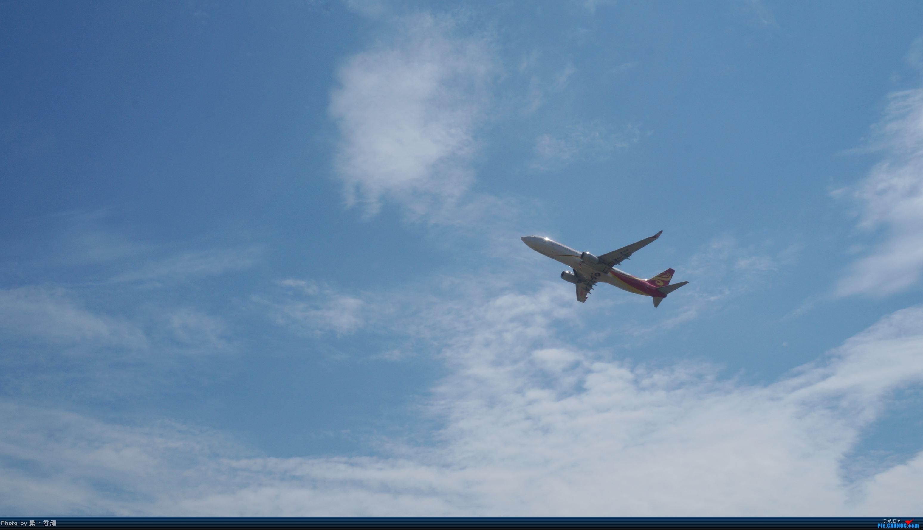 Re:[原创]【海南飞友会】海口炎炎烈日拍机进行时 蓝天+CB+....小微单 BOEING 737-800 B-5141 中国海口美兰机场