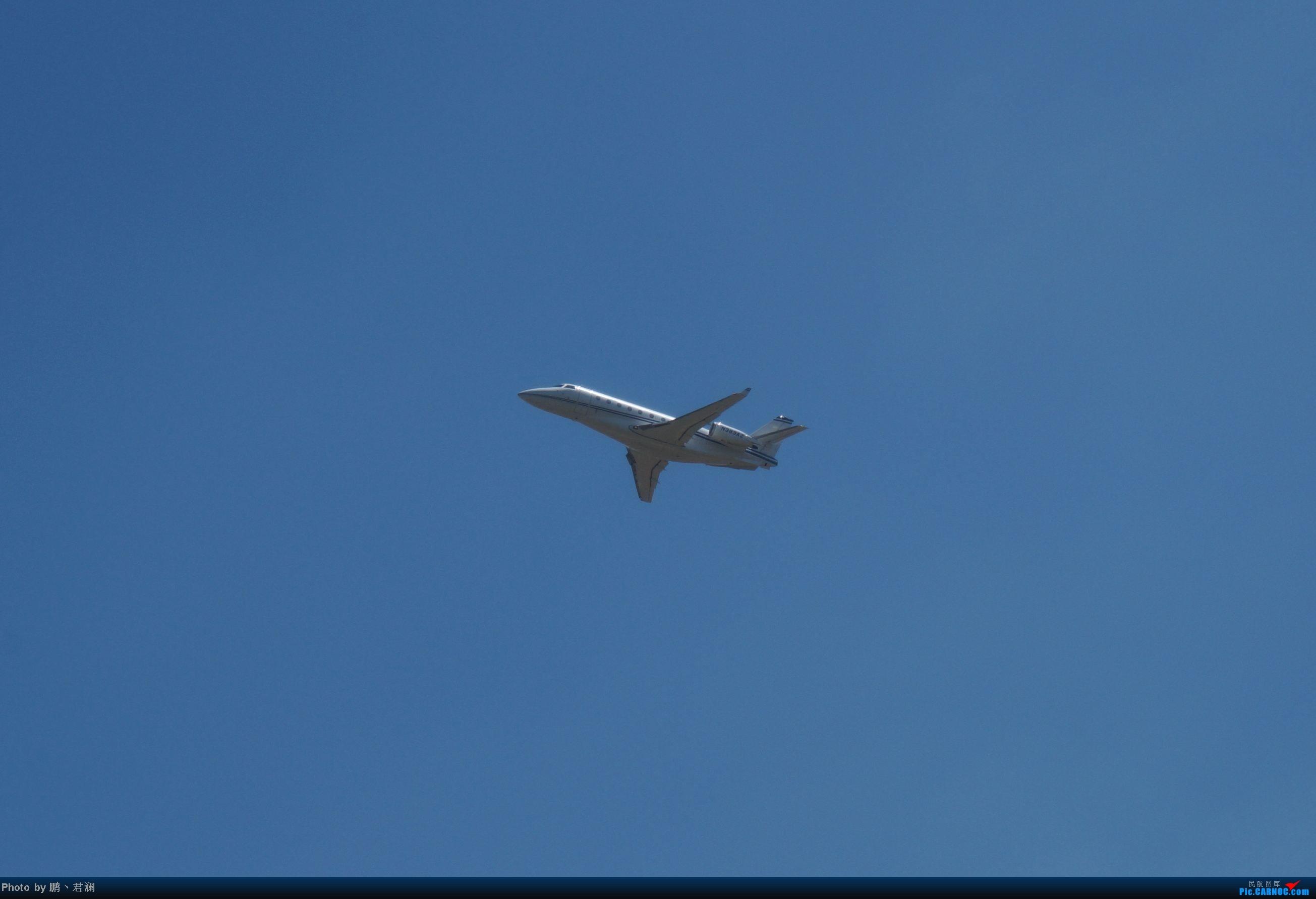 Re:[原创]【海南飞友会】海口炎炎烈日拍机进行时 蓝天+CB+....小微单 GULFSTREAM AEROSPACE GULFSTREAM G200 N383AZ 中国海口美兰机场
