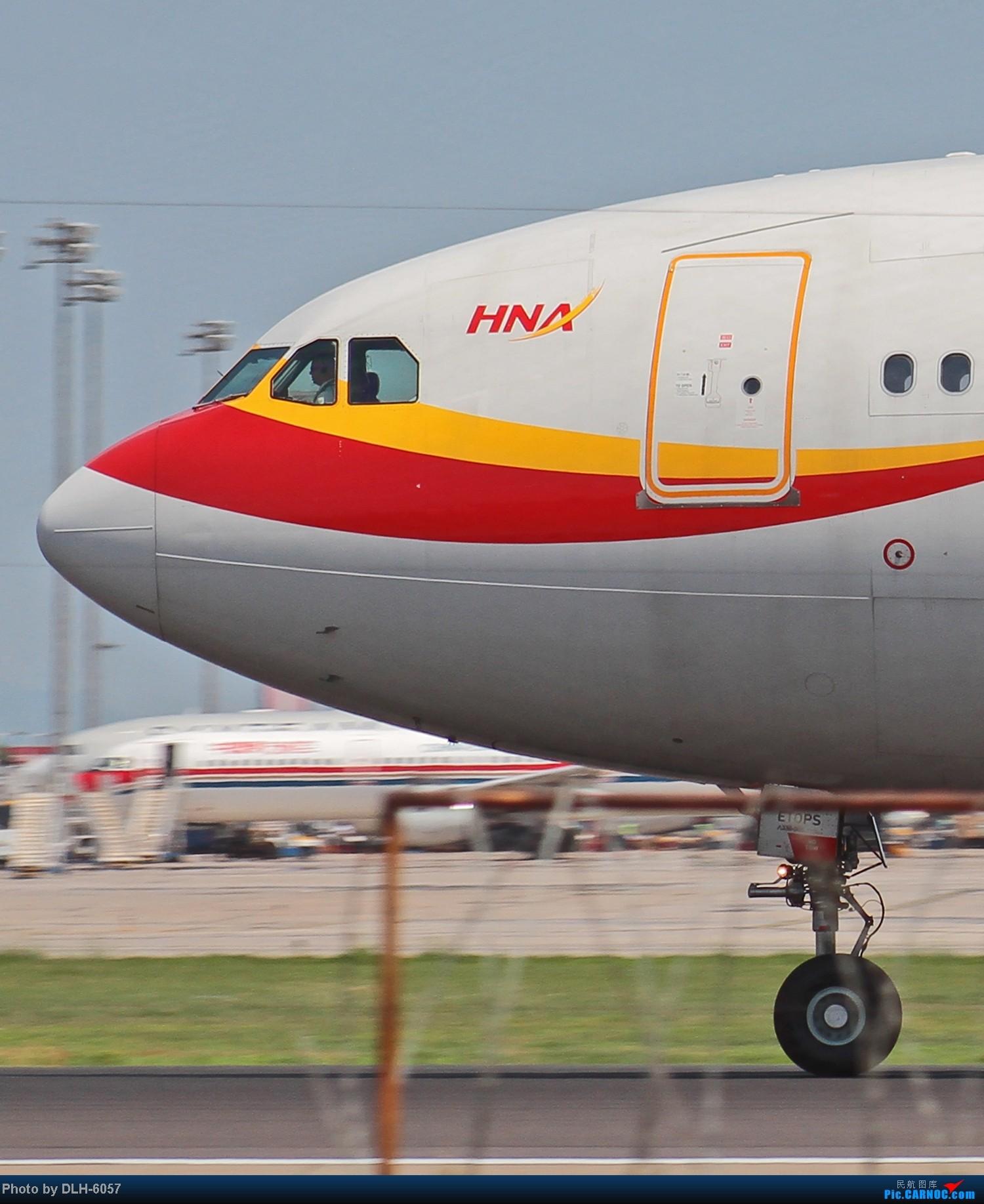 """Re:[原创]烈日炎炎之下 飞友拍机不""""怕""""累T- T AIRBUS A330-200 B-6519 中国北京首都机场"""