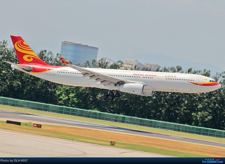 """Re:[原创]烈日炎炎之下 飞友拍机不""""怕""""累T- T AIRBUS A330-300 B-6539 中国北京首都机场"""