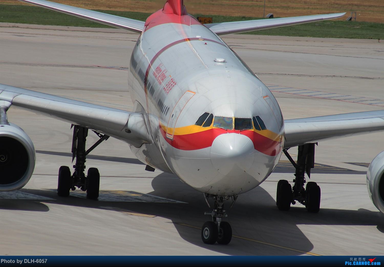 """Re:[原创]烈日炎炎之下 飞友拍机不""""怕""""累T- T AIRBUS A330-200 B-6088 中国北京首都机场"""