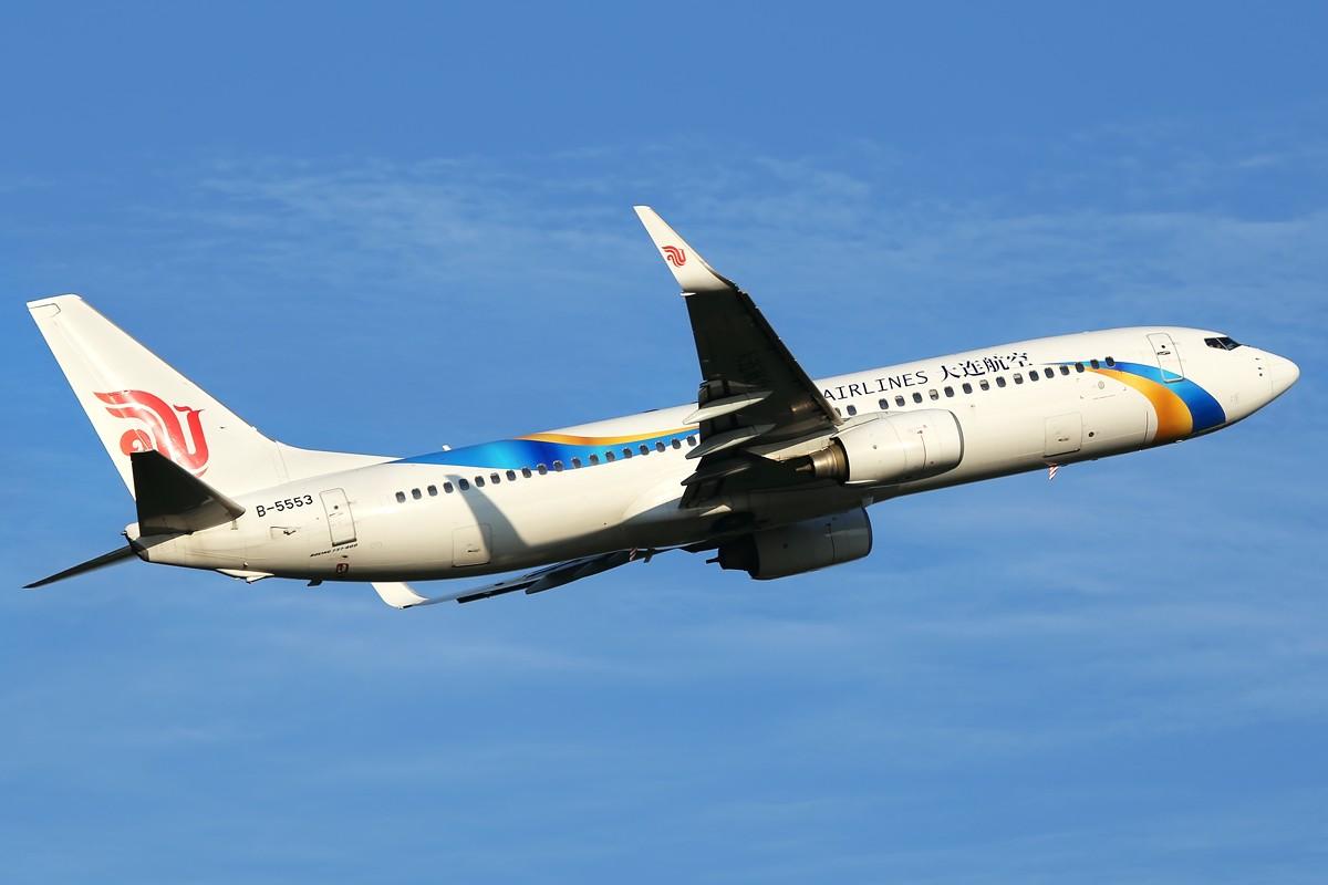Re:[原创][CCFA]难得好天,成都啊,你这个夏天怎么就热不起来 BOEING 737-800 B-5553 中国成都双流机场