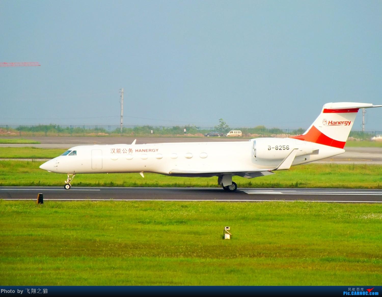Re:[原创]CKG拍机(国航彩凤凰,汉能G550,南航333复飞) G550 B-8256 重庆江北国际机场