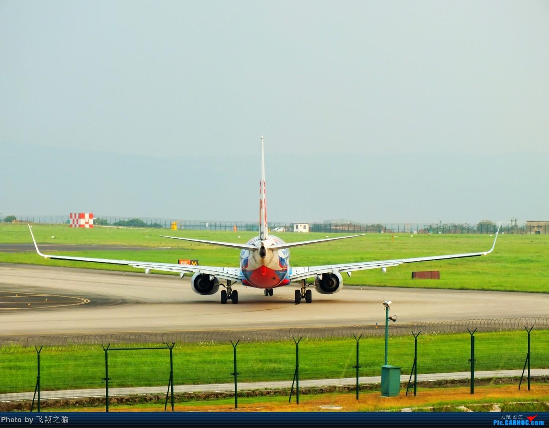 Re:[原创]CKG拍机(国航彩凤凰,汉能G550,南航333复飞) BOEING 737-800 B-5422 重庆江北国际机场