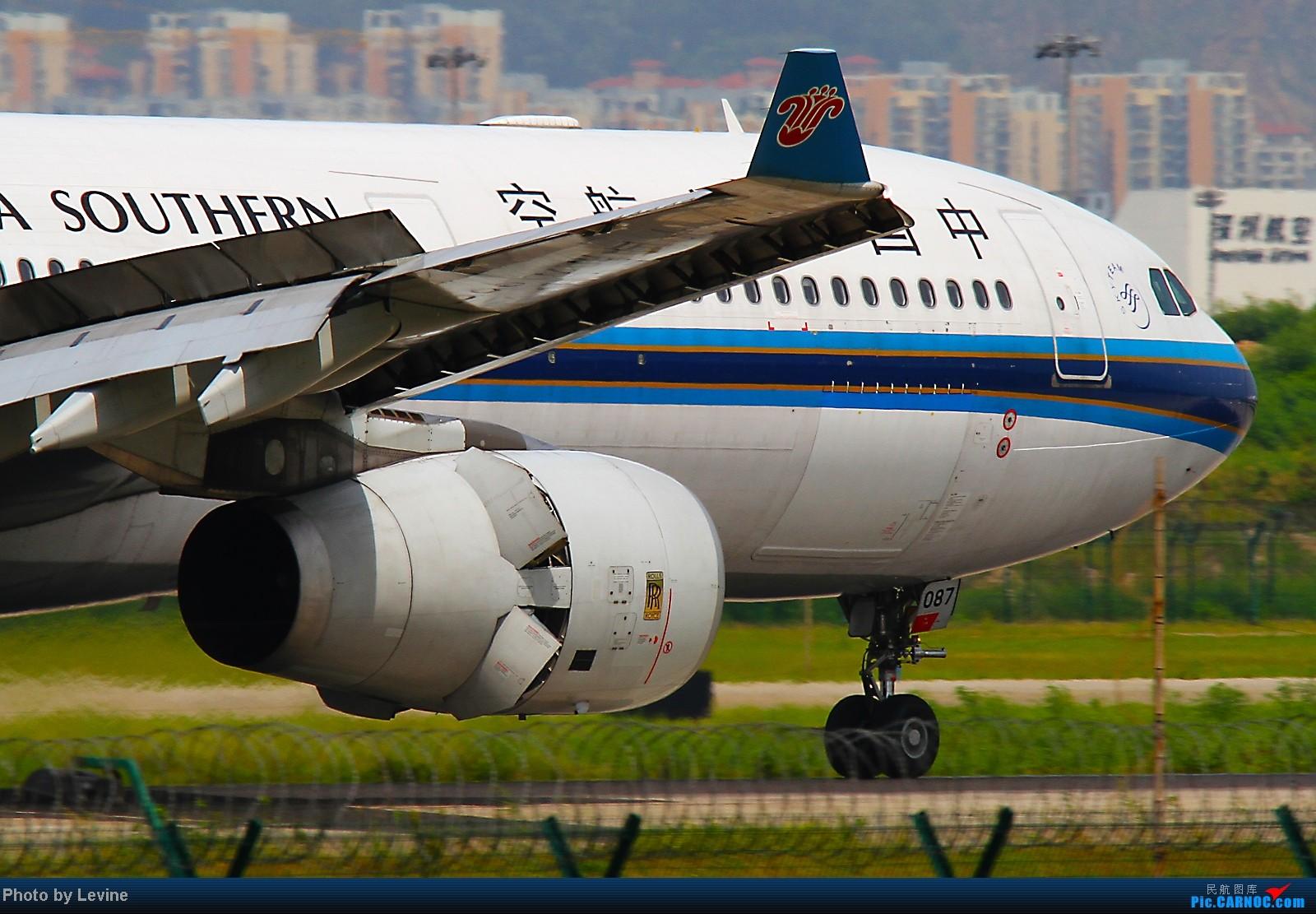 Re:[转贴][深圳飞友会]夏天第一拍 小试牛刀 AIRBUS A330-300 B-6087 中国深圳宝安机场