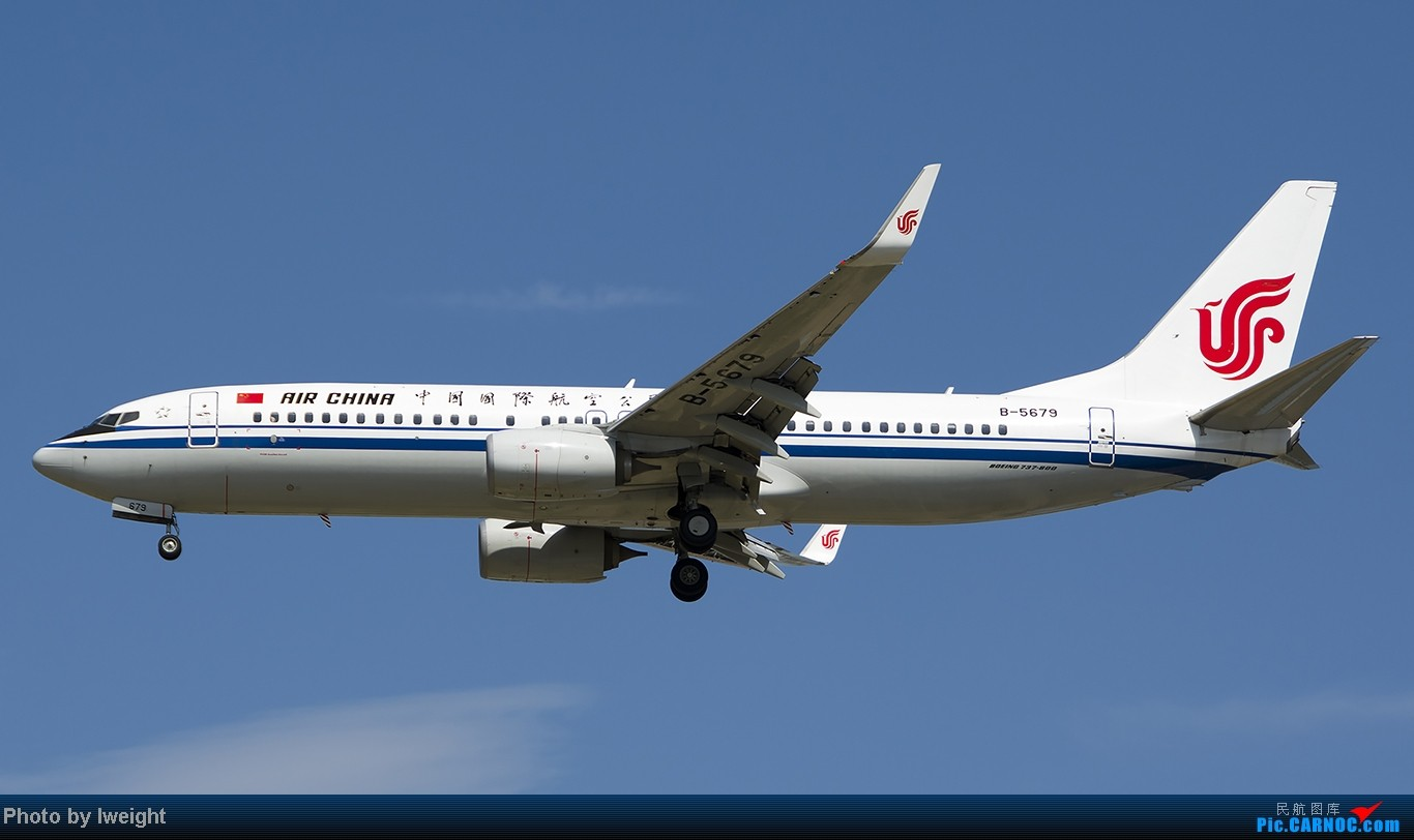 Re:7月21日午后随拍,打下东航skyteam321 BOEING 737-800 B-5679 中国北京首都机场