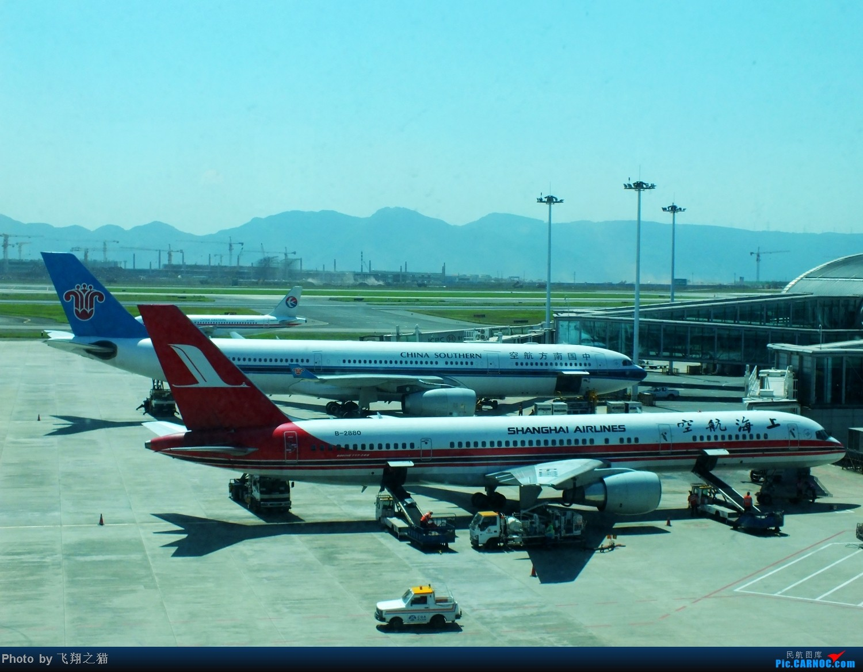 Re:[原创]CKG拍机(天翼亚洲航空320,斯里兰卡320,火红吉祥321,南航333) BOEING 757-200 B-2880 重庆江北国际机场