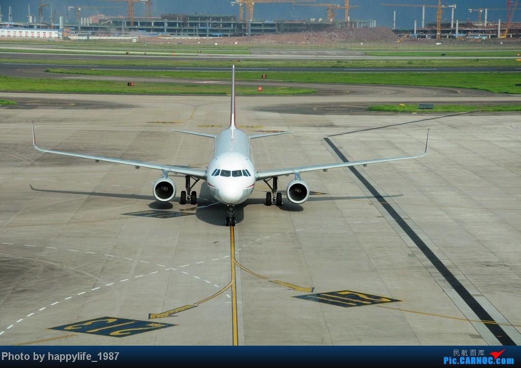 Re:[原创]CKG——JIQ(黔江),华夏CRJ200小铅笔往返 AIRBUS A321-200 B-9967 中国重庆江北机场