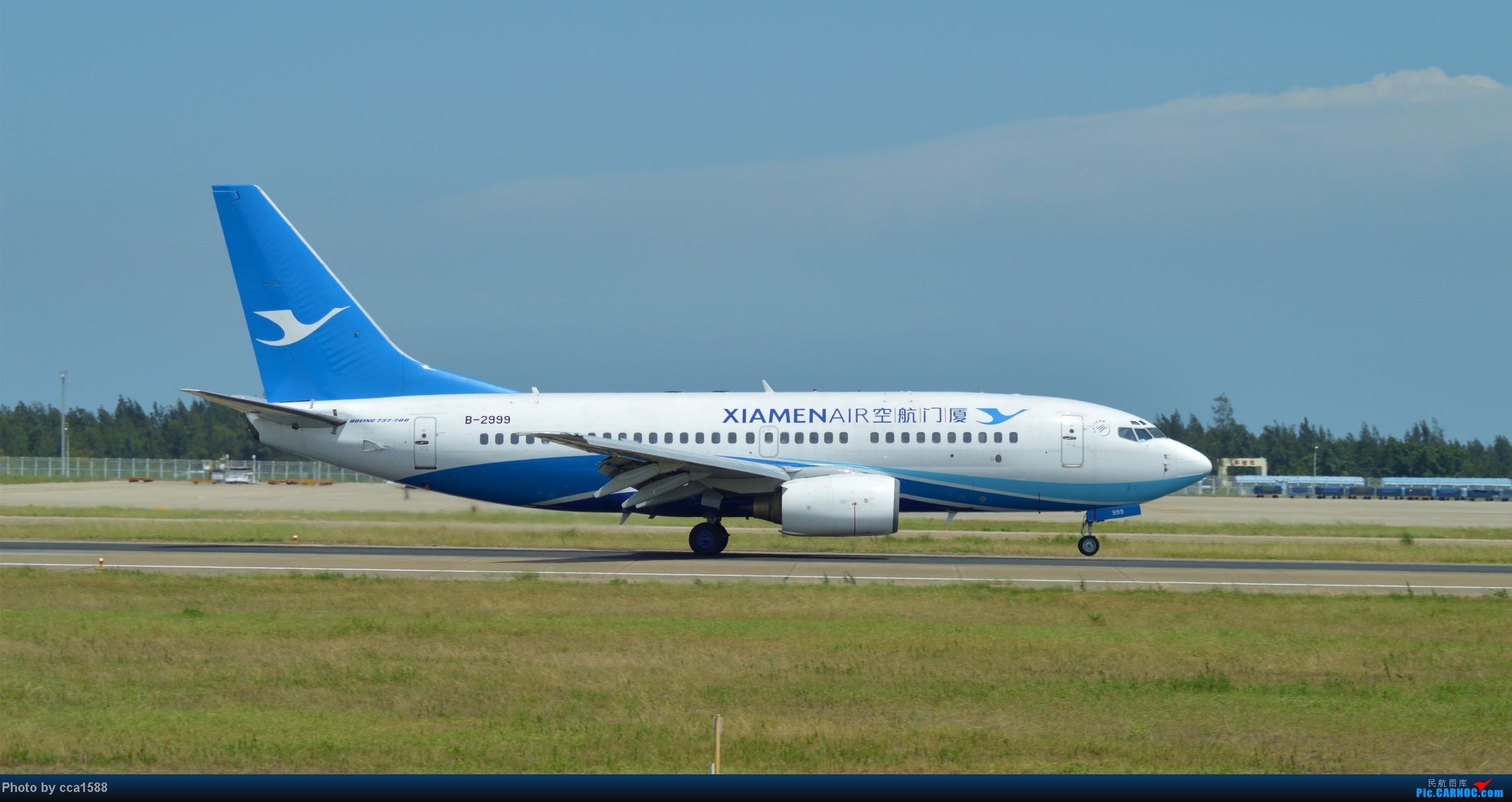 [原创]7.25--FOC拍机集锦~(复兴、新舟60、还有更多惊喜~!) BOEING 737-700 B-2999 中国福州长乐机场