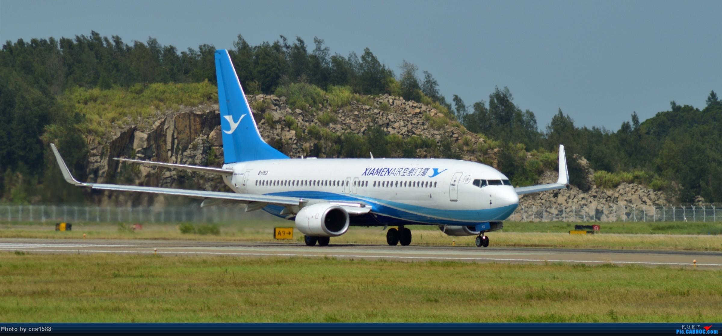 Re:[原创]7.25--FOC拍机集锦~(复兴、新舟60、还有更多惊喜~!) BOEING 737-800 B-1912 中国福州长乐机场