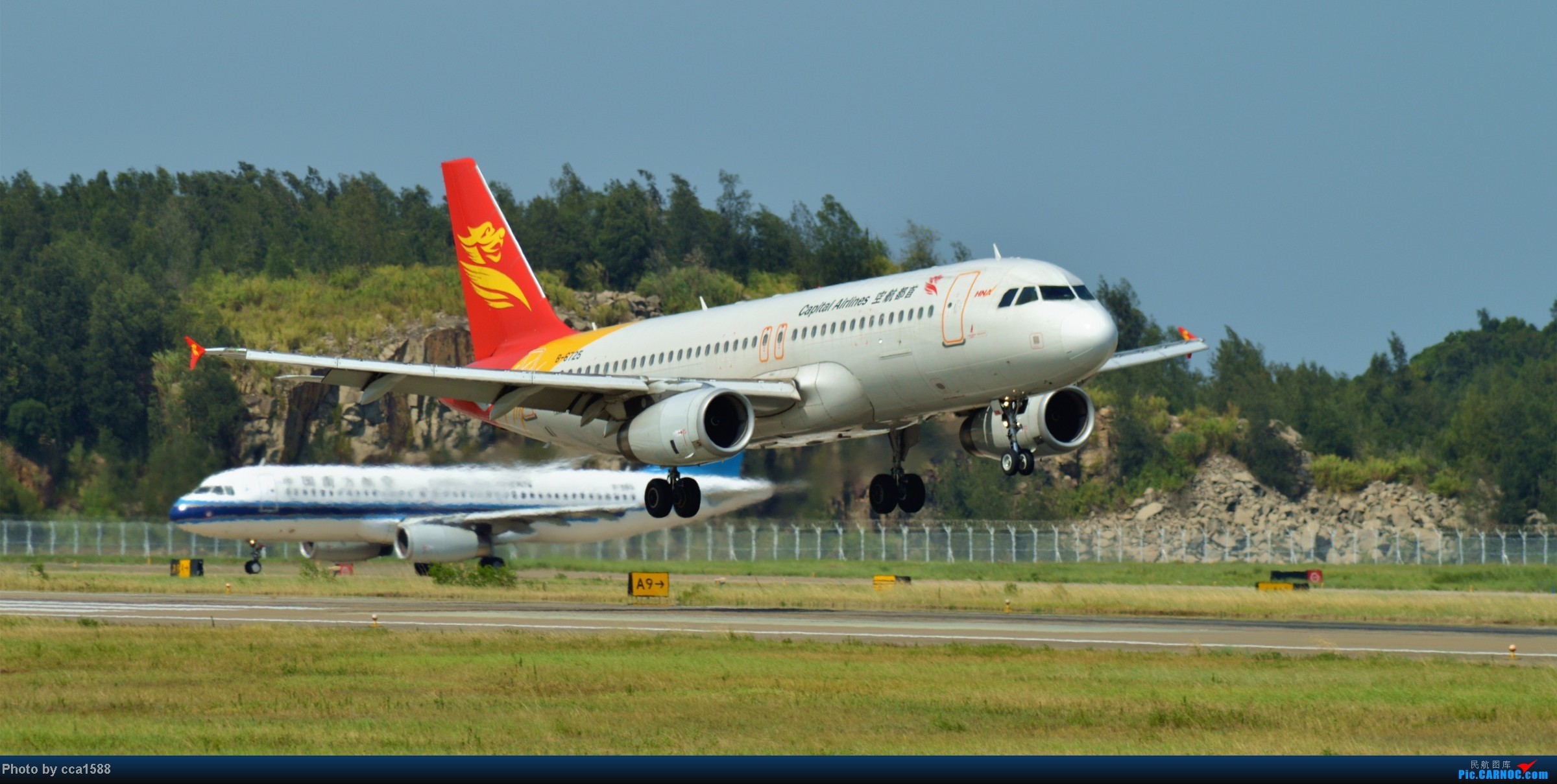 Re:[原创]7.25--FOC拍机集锦~(复兴、新舟60、还有更多惊喜~!) AIRBUS A320-200 B-6725 中国福州长乐机场