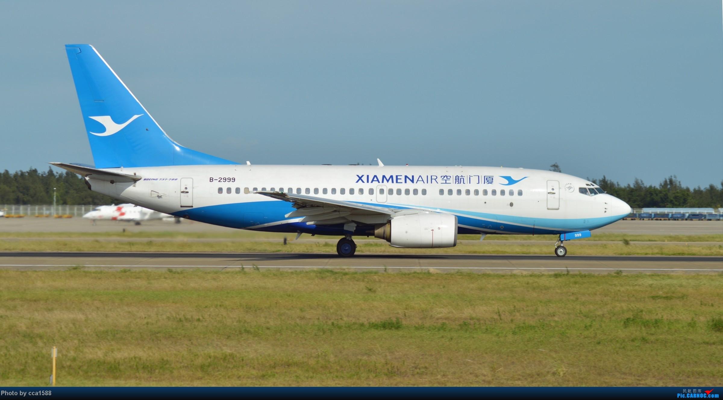 Re:[原创]7.25--FOC拍机集锦~(复兴、新舟60、还有更多惊喜~!) BOEING 737-700 B-2999 中国福州长乐机场