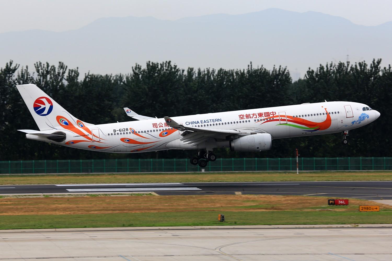 Re:[原创]【PEK】**********帝都36L落地一组:埃及332,埃塞俄比亚77L,伊朗747SP,南非346********** AIRBUS A330-300 B-6128 中国北京首都机场