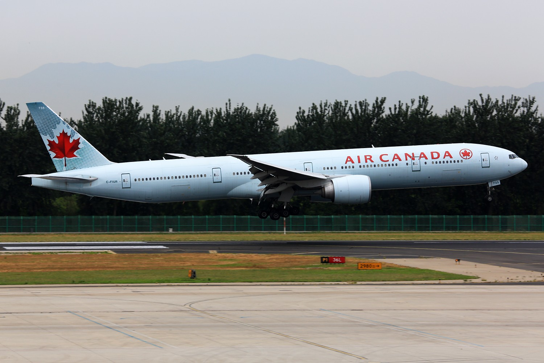 Re:[原创]【PEK】**********帝都36L落地一组:埃及332,埃塞俄比亚77L,伊朗747SP,南非346********** BOEING 777-300ER C-FIUR 中国北京首都机场