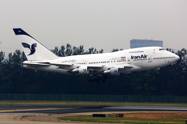 Re:[原创]【PEK】**********帝都36L落地一组:埃及332,埃塞俄比亚77L,伊朗747SP,南非346********** BOEING 747SP EP-IAC 中国北京首都机场
