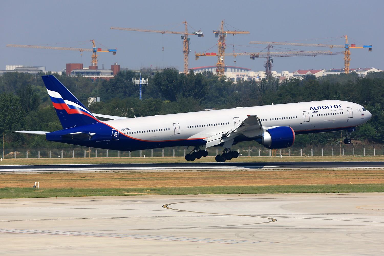 Re:[原创]【PEK】**********帝都36L落地一组:埃及332,埃塞俄比亚77L,伊朗747SP,南非346********** BOEING 777-300ER VQ-BQD 中国北京首都机场