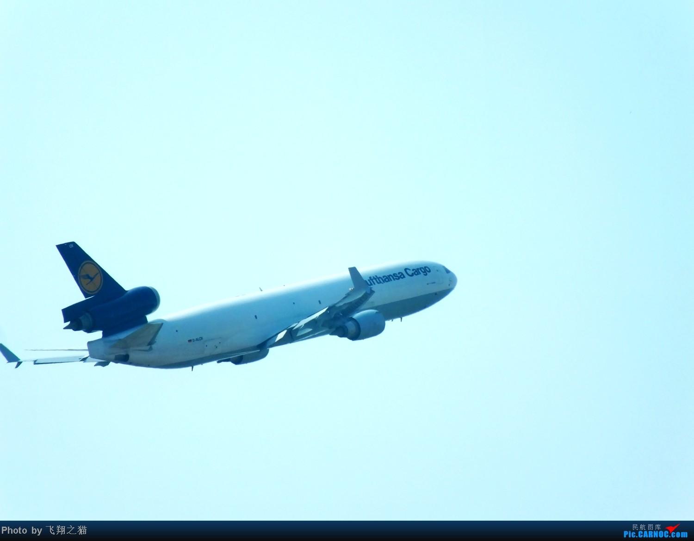 Re:[原创]CKG夏日拍机(国航新机1959.少见的天翼亚洲航空320.泰东734) MCDONNELL DOUGLAS MD-11 D-ALCK 重庆江北国际机场