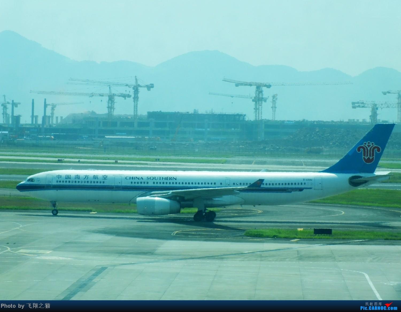 Re:[原创]CKG夏日拍机(国航新机1959.少见的天翼亚洲航空320.泰东734) AIRBUS A330-300 B-6502 重庆江北国际机场