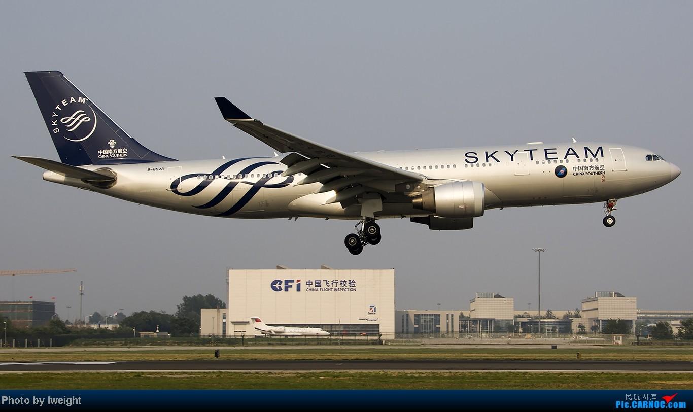 Re:[原创]给力的南风,恼人的雾霾,首都机场7.27 AIRBUS A330-200 B-6528 中国北京首都机场