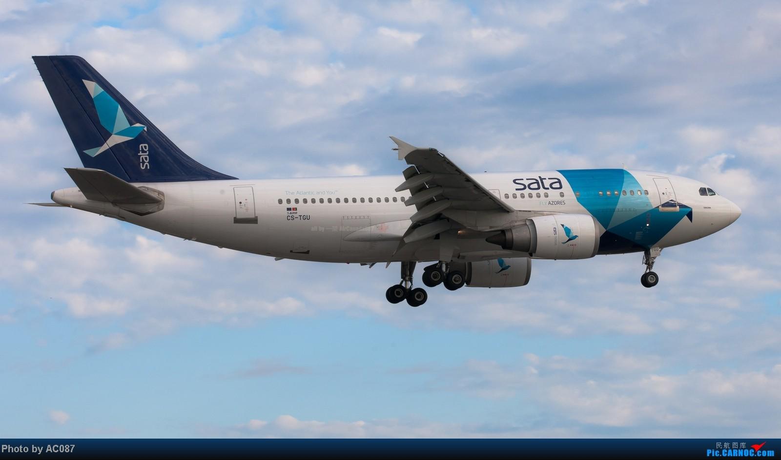 Re:【杭州飞友会】AC087,浅水一年,上来冒个泡,多伦多拍飞机.东航世博会,加航第一架787,冰岛航空,葡萄牙航空各种稀有机型
