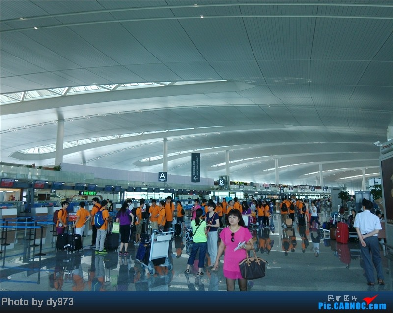 Re:[原创]NKG最新图片【貌似转场以后论坛上就没图了】    中国南京禄口机场