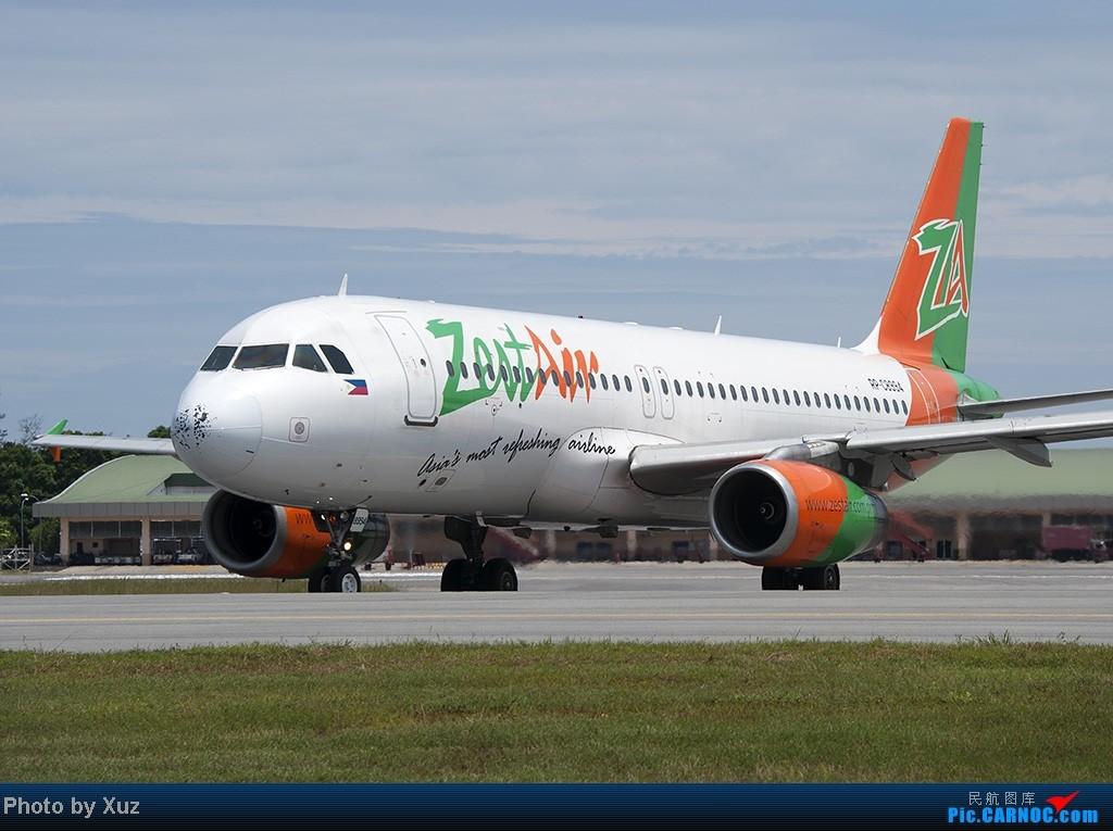 Re:[原创]沙巴行-拍机 AIRBUS A320 RP-C8994 马来西亚沙巴机场