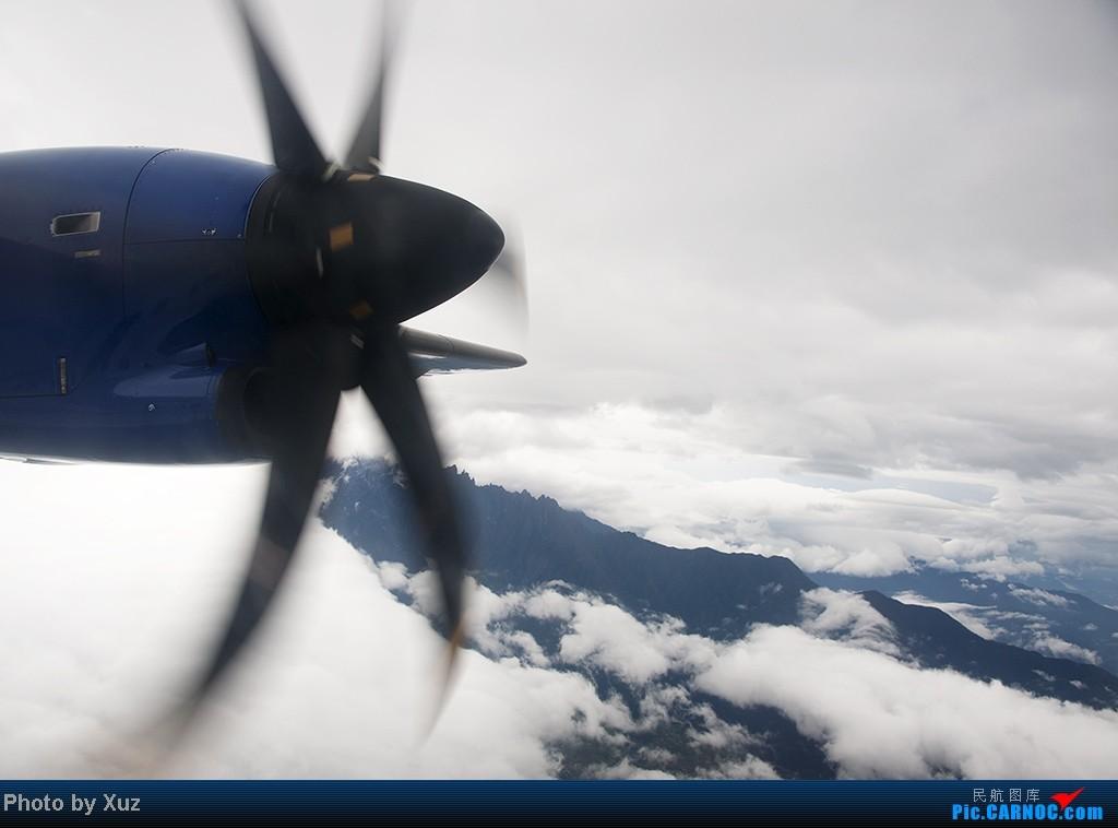 Re:[原创]沙巴行-拍机 ATR-72 9M-MYA