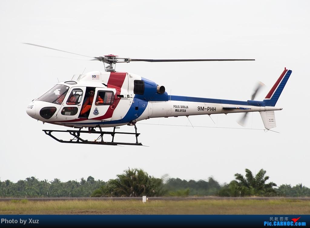 Re:[原创]沙巴行-拍机 EUROCOPTER EC135 / 635 9M-PHH 马来西亚斗湖机场