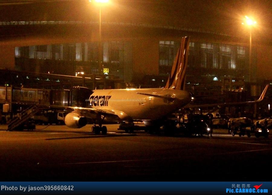 Re:[原创]韩亚带我xx带我飞><  首尔仁川济州西归浦9天全美食体验 AIRBUS A320-200 9V-TRH 中国广州白云机场