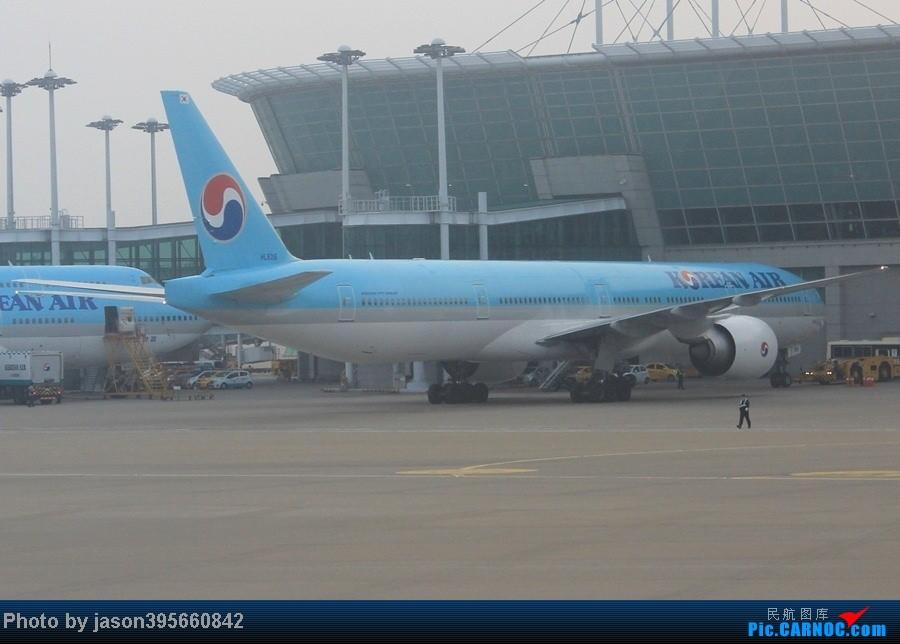 Re:[原创]韩亚带我xx带我飞><  首尔仁川济州西归浦9天全美食体验 BOEING 777-300ER HL8216 韩国首尔仁川机场