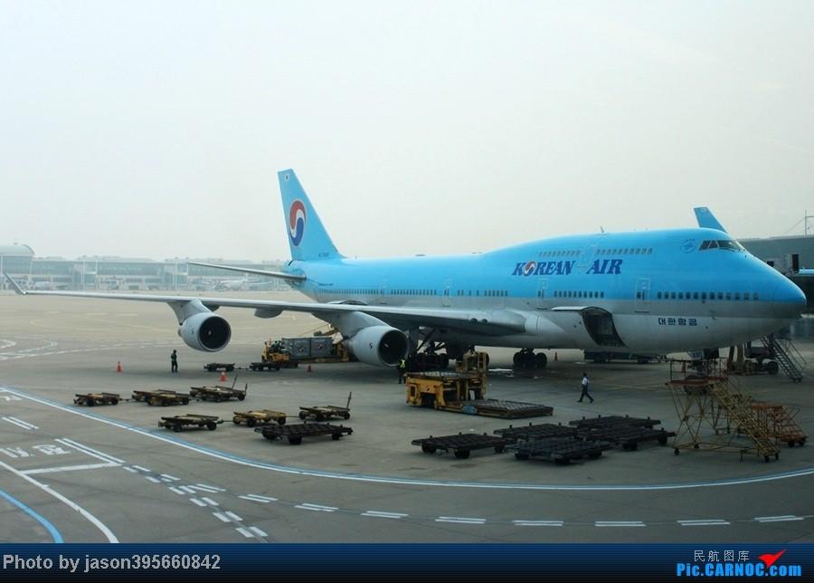 Re:[原创]韩亚带我xx带我飞><  首尔仁川济州西归浦9天全美食体验 BOEING 747-400 HL7490 韩国首尔仁川机场