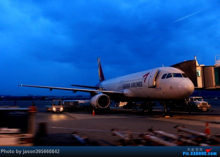 Re:[原创]韩亚带我xx带我飞><  首尔仁川济州西归浦9天全美食体验 AIRBUS A320-200 HL7769 韩国首尔金浦国际机场