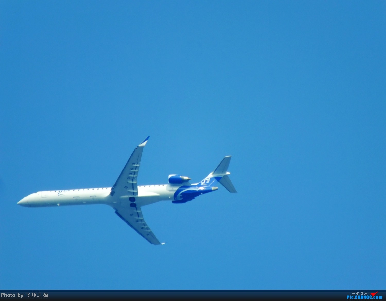 Re:[原创]CKG拍机(随便发几张表示我爱拍机机) BOMBARDIER (CANADAIR) CRJ-900  重庆江北国际机场