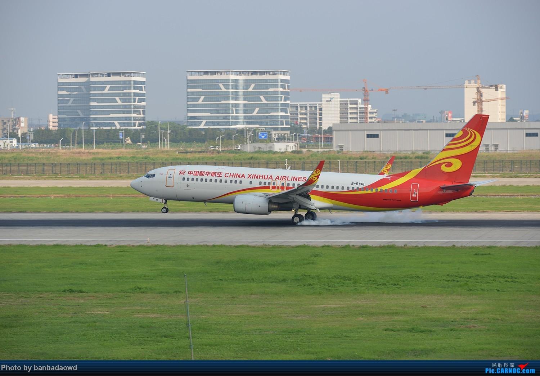 Re:[原创][杭州飞友会]丁丁打飞机-----擦烟季 BOEING 737-800 B-5138 中国杭州萧山机场