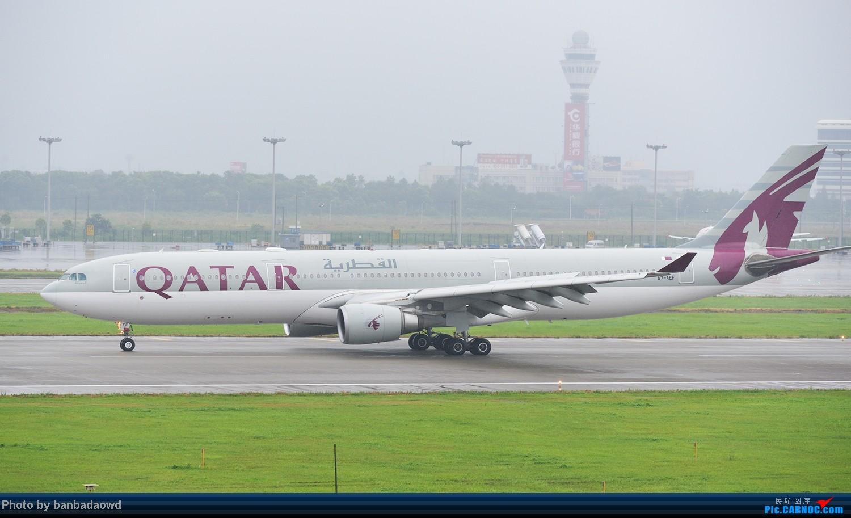 Re:[原创][杭州飞友会]丁丁打飞机——台风天吹水(下) AIRBUS A330-200  中国杭州萧山机场