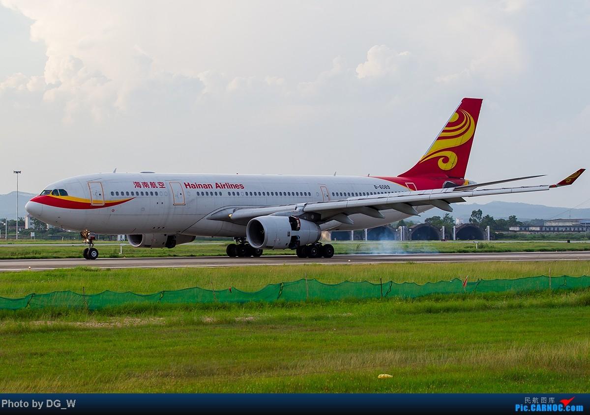 Re:[原创]【南宁飞友】NNG的晚霞 AIRBUS A330-200 B-6089 中国南宁吴圩机场