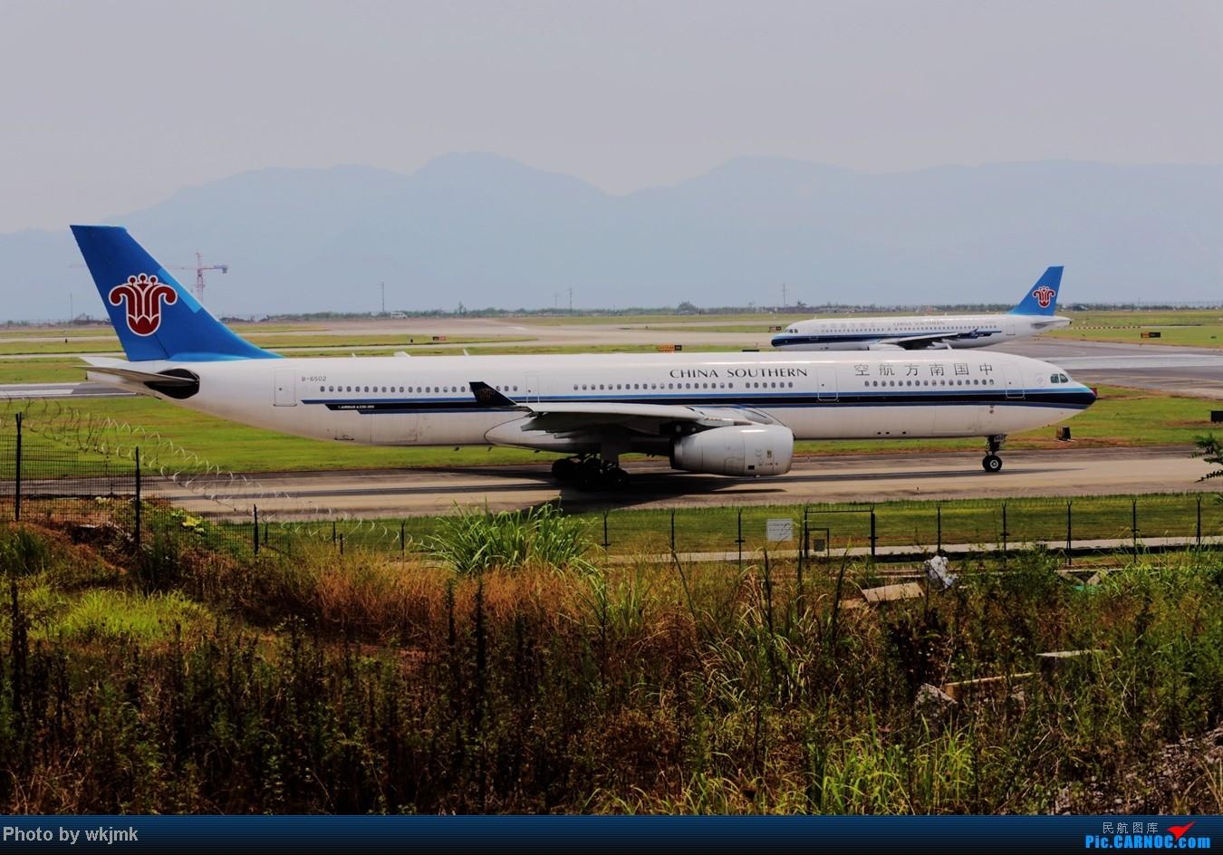 Re:[原创]CKG拍东海公务 AIRBUS A330-300 B-6502 中国重庆江北机场