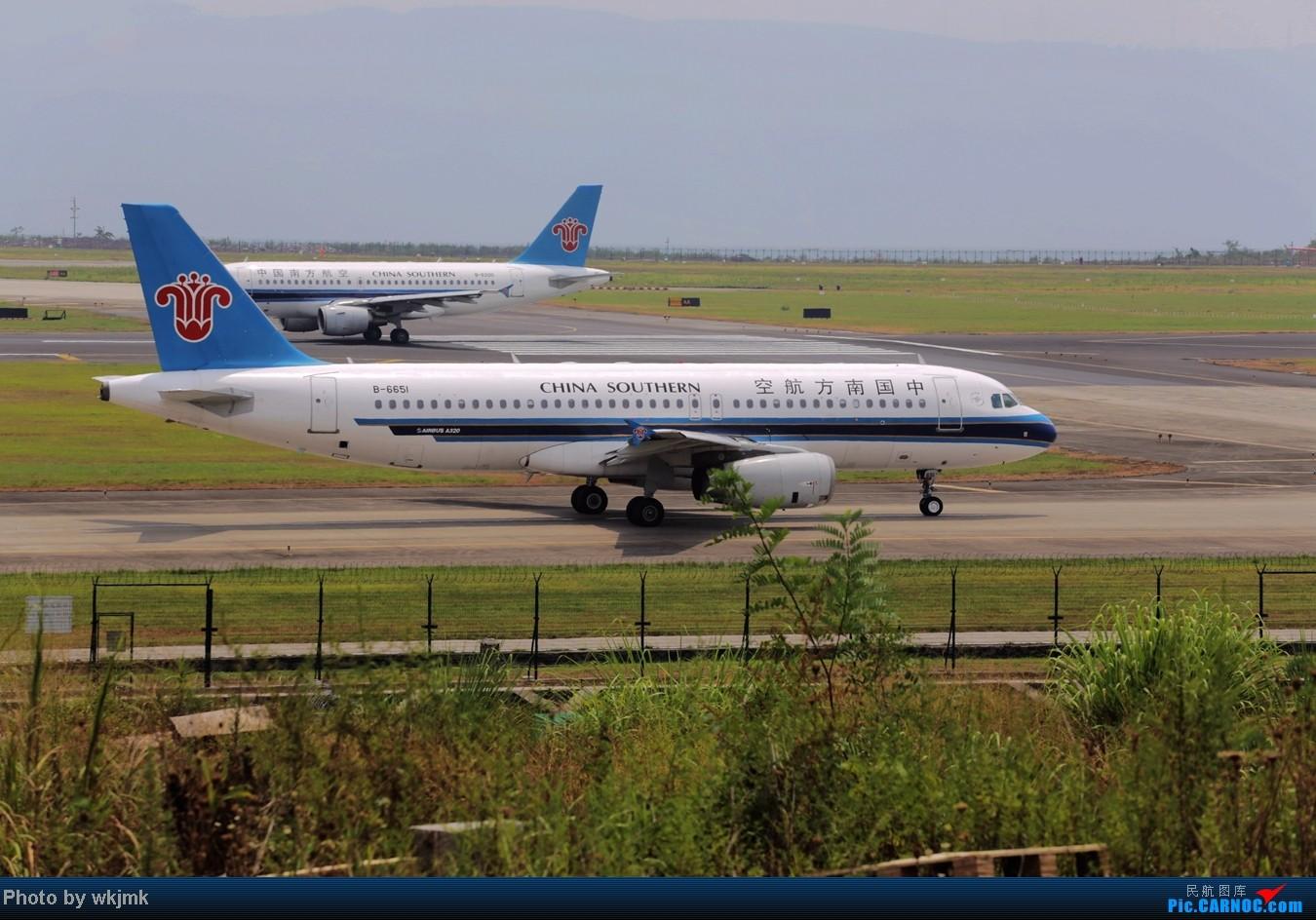 Re:[原创]CKG拍东海公务 AIRBUS A320-200 B-6651 中国重庆江北机场